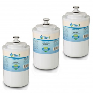 WSM-1 Comparable Refrigerator Water Filter Replacement by Tier1 (3-Pack)