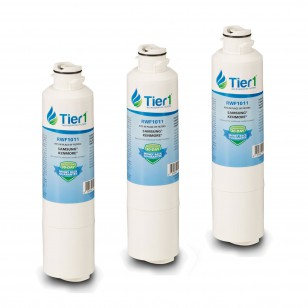 WSS2 Samsung Replacement Refrigerator Water Filter by Tier1 (3 Pack)