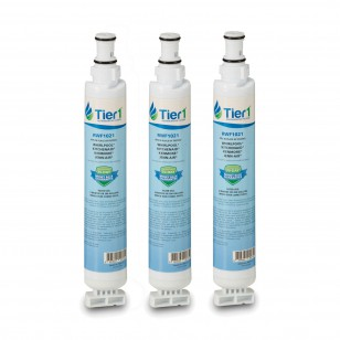 WSW3 Comparable Refrigerator Water Filter Replacement by Tier1 (3-Pack)
