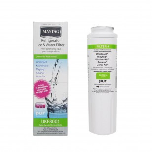 UKF8001 Maytag Refrigerator Ice and Water Filter - 1