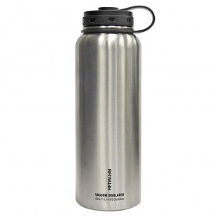 FIFTYFIFTY-40 OZ SS Double Wall Vacuum Insulated Bottle