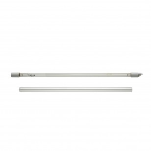 QL-410 Replacement UV Lamp and Quartz Sleeve for VH410