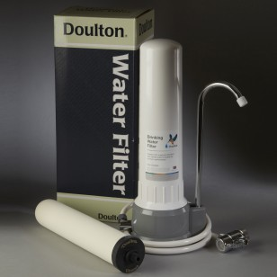 W9331032 Doulton HCP UltraCarb Countertop Filter System