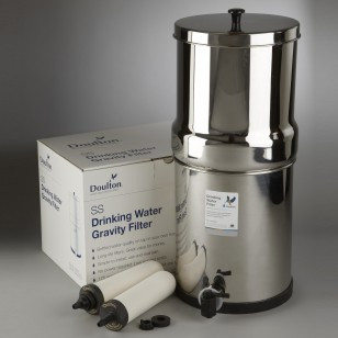 W9361122 Doulton SS2 Countertop Filter System