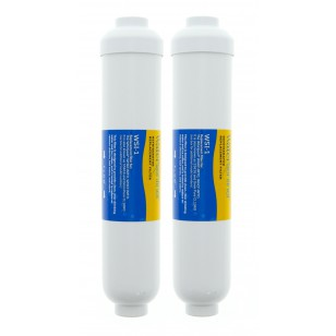 WSI-1 Water Sentinel Refrigerator Filter (WHKF-IMCF Compatible) 2-Pack