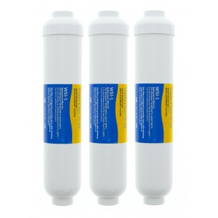 WSI-1 Water Sentinel Refrigerator Filter (WHKF-IMCF Compatible) 3-Pack