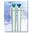Crystal Quest Steel Multi 1.5 Whole House Manganese, Iron, Hydrogen Sulfide Water Filter System