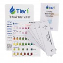 10 Panel Water Test Kit by Tier1