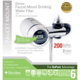 WFFM350XCH DuPont Deluxe Faucet Mount Drinking Water Filter System (Chrome)