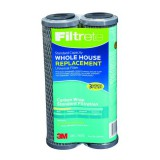 3WH-STDCW-F02 3M Filtrete Water Filter Cartridges (2-Pack)
