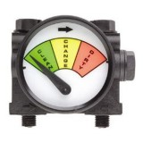143549 Pentek Differential Pressure Gauge