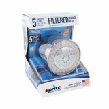 ACC5-CM Sprite Cascade Filtered Shower Head (5-Setting)