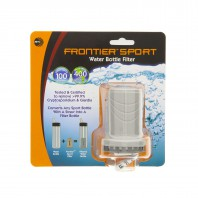 67003 Aquamira Frontier Sport Water Bottle Replacement Filter Cartridge - front