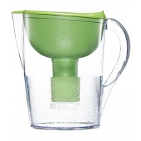 35736 Brita Green Pacifica 10 Cup Filtered Water Pitcher