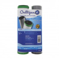 D-250A Culligan Undersink Filter Replacement Cartridge Set
