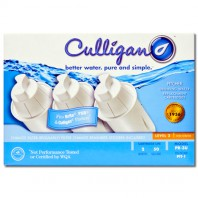 PR-3U Culligan Universal Water Pitcher Replacement Cartridge (3-Pack)