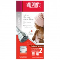 Dupont WFSS1050CH Shower Water Filter System (Chrome)