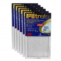 Filtrete 1900 Ultimate Allergen Filter - 14x25x1 (6-Pack)