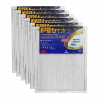 Filtrete 1900 Ultimate Allergen Filter - 24x30x1 (6-Pack)