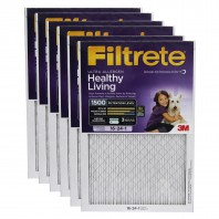 Filtrete 1500 Ultra Allergen Filter - 16x24x1 (6-Pack)