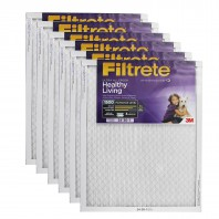 Filtrete 1500 Ultra Allergen Filter - 24x30x1 (6-Pack)