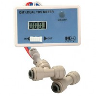 DM-1 HM Digital Inline Dual TDS Monitor