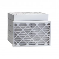 Tier1 600 Air Filter - 16-1/2 x 21-5/8 x 4 (6-Pack)