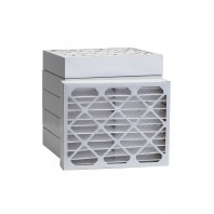 21-1/2 x 23-3/8 x 4 Filtrete 600 Dust Reduction Clean Living Comparable Filter by Tier1 (6-Pack)
