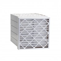 24x25x4 Merv 8 Universal Air Filter By Tier1 (6-Pack)