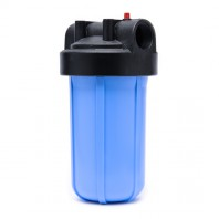 HFPP-112-PR10 Pentek Big Blue Whole House 10 inch Filter Housing