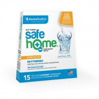 15 Panel Water Test Kit by Safe Home (Front)
