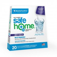 20 Panel Water Test Kit by Safe Home (Front)