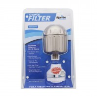 Sprite HO2-BN High Output Universal Shower Filter (Brushed Nickel)