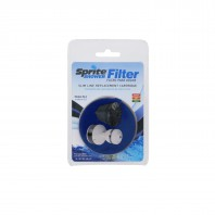 SLC Sprite Slim Line Shower Filter Cartridge Replacement