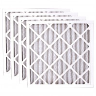 12 x 12 x 1 Inch MERV 11 Air Filters by Tier1 (4-Pack)