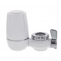 FFS-W-1000 Faucet Mount Carbon and Ceramic Filter System by Tier1 (White)
