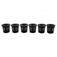 K-Cup Holder Keurig Single Serve Coffee Filter Comparable by Tier1 (6-Pack)
