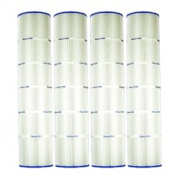 Pleatco PCC130-PAK4 Replacement Pool and Spa Filter (4-Pack)