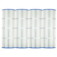 Pleatco PCC80-PAK4 Replacement Pool and Spa Filter (4-Pack)