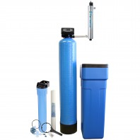 Tier1 Whole House Water Softener + Pre-Filtration and UV Disinfection System