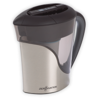 ZS-011RP Zerowater 11 Cup Stainless Steel Pitcher