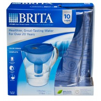 35735 Brita Pacifica Pitcher Filter System