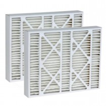 Tier1 brand replacement for Lennox X0584 - 16 x 26 x 5 - MERV 8 (2-Pack)