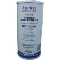 WGCHD American Plumber Undersink Water Filter Replacement Cartridge