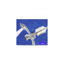 CQE-SP-00807 Crystal Quest Shower Power Filtered Handheld & Shower Head Combo