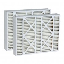 Tier1 Air Cleaner Filter for BDP: 16 x 20 x 4-1/4 - MERV 8 (2-Pack)