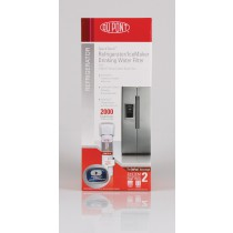 DuPont WFQTR130004 Quick Twist Refrigerator/Icemaker Filter System