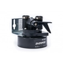 EV9259-14 Everpure QL3 Single Filter Head with Bracket, Shut-off valve, and 3/8 inch NPT threads