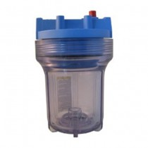 158110 Pentek Filter Housing - Clear