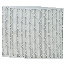 12 x 24 x 1 Inch MERV 11 Air Filters by Tier1 (4-Pack)